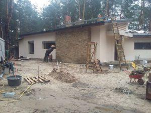 Какой толщины пенопласт для утепления дома нужен здесь - фото внешний вид дома под утепление пенополистеролом Днепр, кировское Эко фасад