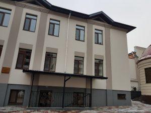 Эко фасад Днепр, кровельные работы, утепление стен, домов, квартир
