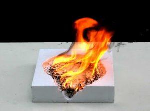 Горючесть пенопласта для утепления и маркировка фото