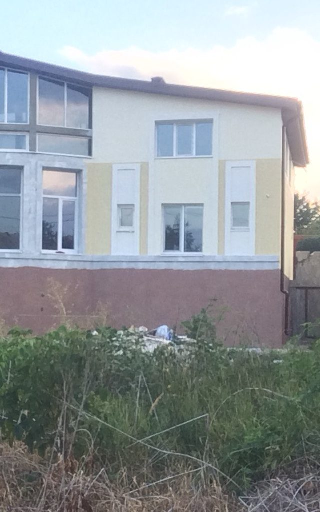 дом утепление пенопластом Днепр