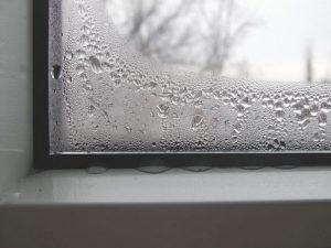 Что делать, если потеют окна после утепления фасада?